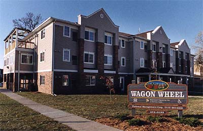 Wagon Wheel Apartments